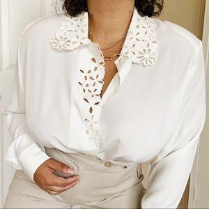 Vintage Silk Long Sleeve